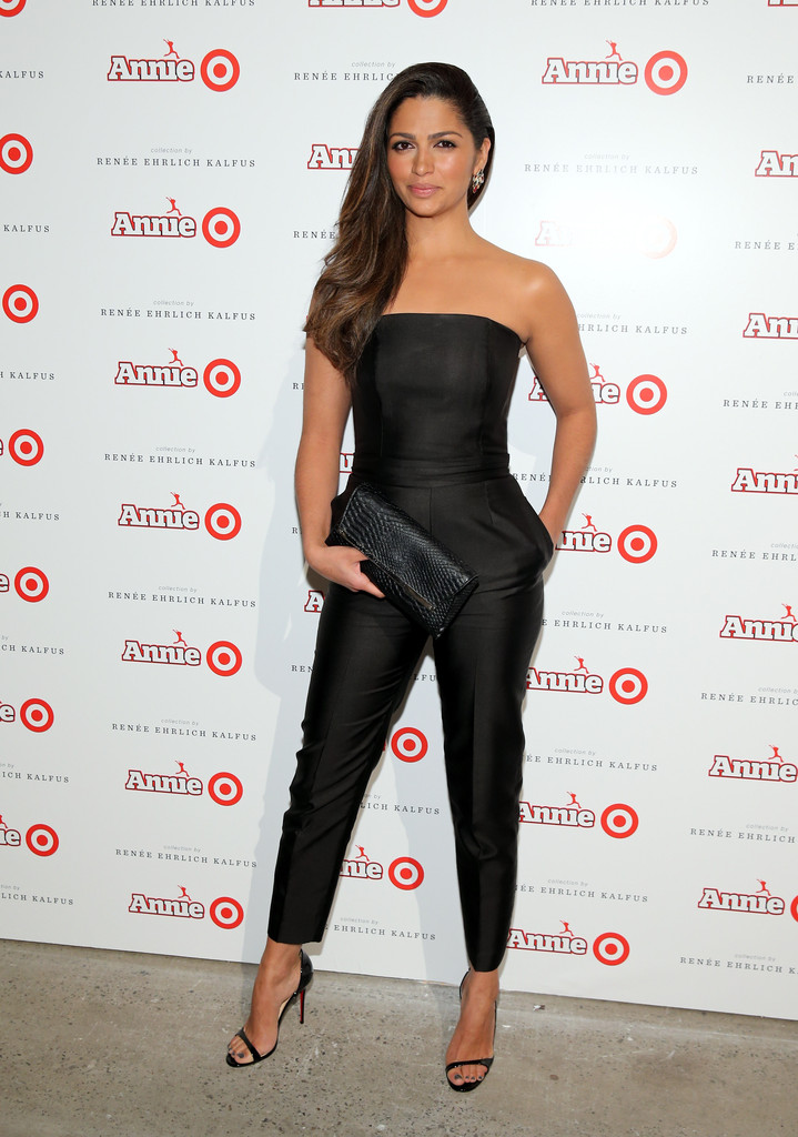 Camila Alves In Annie For Target Launch Event Zimbio