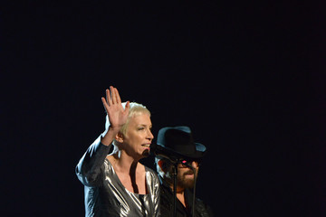 Annie Lennox Inside 'The Night That Changed America' Show — Part 2