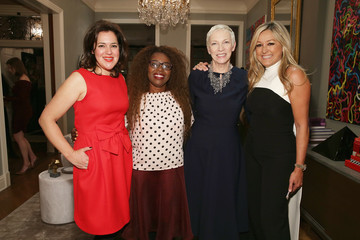 Annie Lennox Marigay McKee And Bill Ford Celebrate The Opening Of Pioneering African Non-Profit mothers2mothers's First New York City Office With November 7th Reception