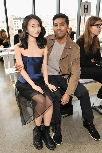 Leanne Marshall - Front Row - February 2018 - New York Fashion Week: The Shows