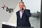 Former NFL football player Boomer Esiason attends Annual Charity Day hosted by Cantor Fitzgerald, BGC and GFI  at BGC Partners, INC on September 11, 2017 in New York City.