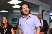 Johnny Damon attends the Annual Charity Day Hosted By Cantor Fitzgerald, BGC and GFI on September 11, 2019 in New York City.