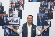 Nick Swisher attends the Annual Charity Day Hosted By Cantor Fitzgerald, BGC and GFI on September 11, 2019 in New York City.