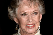 Actress Tippi Hedren arrives at the Annual Make-Up Artists and Hair Stylists Guild Awards at the Paramount Theatre on February 15, 2014 in Los Angeles, California.