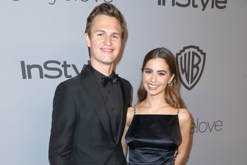 Ansel Elgort The 2018 InStyle and Warner Bros. 75th Annual Golden Globe Awards Post-Party - Red Carpet