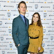 Ansel Elgort The National Resources Defense Council Presents 'Night of Comedy' Benefit Hosted by Seth Meyers