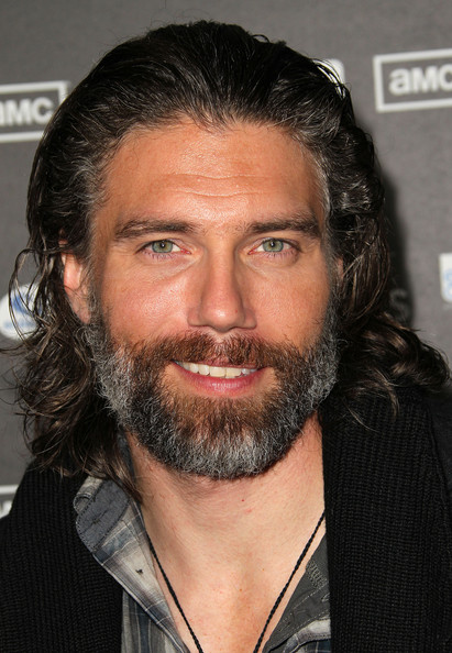 Anson Mount Premiere Of AMC s quot Hell On