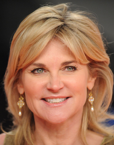 Anthea turner photos photos national television awards red carpet