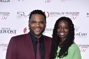 Anthony Anderson 57th Monte Carlo TV Festival : Opening Ceremony