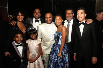 Anthony Anderson Miles Brown 47th NAACP Image Awards Presented By TV One - Backstage and Audience
