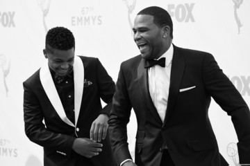 Anthony Anderson Nathan Anderson An Alternative View of the 67th Annual Primetime Emmy Awards