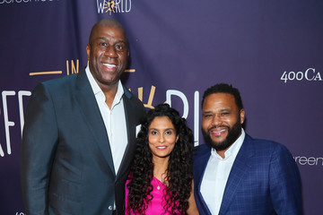 Anthony Anderson Manuela Testolini And Eric Bent Present An Evening Of Music, Art And Philanthropy Benefiting In A Perfect World Honoring Prince - Arrivals