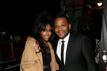 Anthony Anderson Black Girls Rock! 2017 - Backstage & Audience