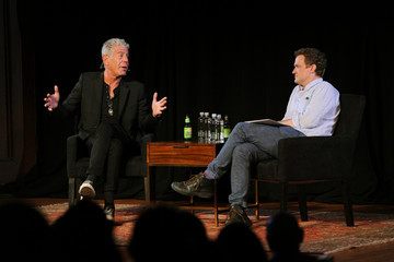 Anthony Bourdain The 2017 New Yorker Festival - Anthony Bourdain Talks With Patrick Radden Keefe