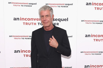 Anthony Bourdain 'An Inconvenient Sequel: Truth To Power' New York Screening