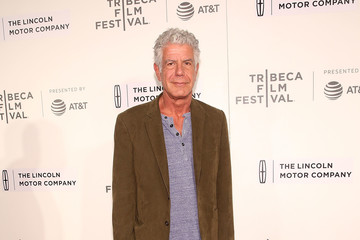 Anthony Bourdain 'WASTED! The Story of Food Waste' Premiere - 2017 Tribeca Film Festival