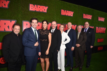 Anthony Carrigan D'Arcy Carden Premiere Of HBO's 'Barry' - Arrivals