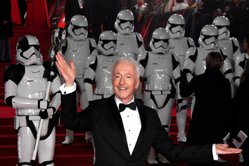 Anthony Daniels 'Star Wars: The Last Jedi' European Premiere - Red Carpet Arrivals