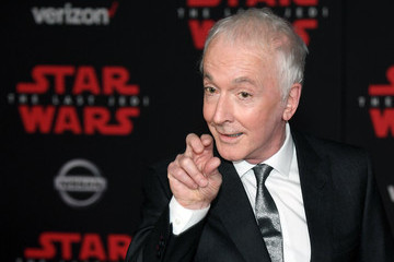 Anthony Daniels Premiere of Disney Pictures and Lucasfilm's 'Star Wars: The Last Jedi' - Arrivals