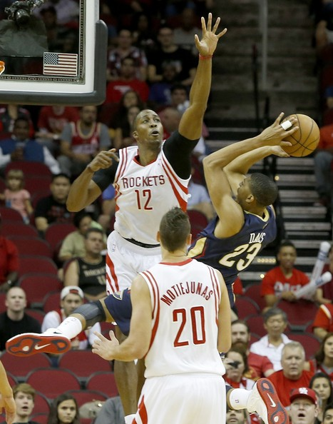anthony davis pictures new orleans pelicans v houston
