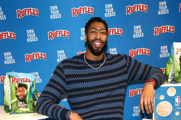 Anthony Davis 2020 Getty Entertainment - Social Ready Content