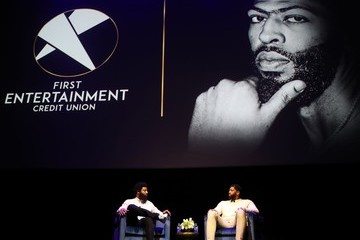 Anthony Davis First Entertainment x Los Angeles Lakers and Anthony Davis Partnership Launch Event, March 4 in Los Angeles