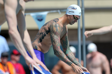 Anthony Ervin Arena Pro Swim Series Mesa - Day 2