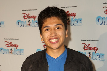 Anthony Gonzalez Disney On Ice Presents Mickey's Search Party Holiday Celebrity Skating Event