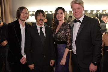 Anthony Kiedis Whole Child International's Inaugural Gala In Los Angeles Hosted By The Earl And Countess Spencer - Inside