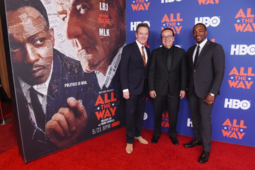 Anthony Mackie NYC Special Screening of HBO Film 'All the Way'