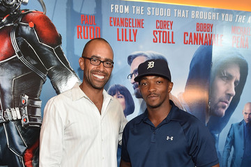 Anthony Mackie The 'Ant-Man' Atlanta Cast and Crew Screening