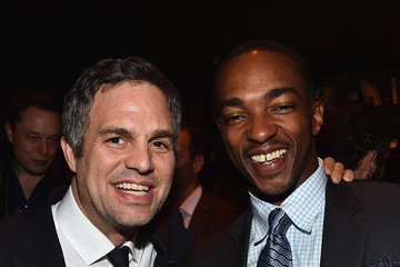 "Anthony Mackie World Premiere Of Marvel's 'Avengers: Age Of Ultron"" - After Party"