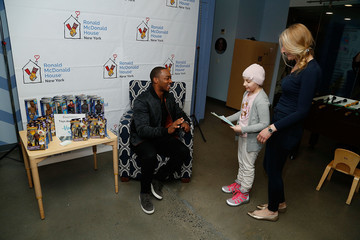 Anthony Mackie Actor Anthony Mackie To Come To The Ronald McDonald House To Visit With Pediatric Cancer Patients And Their Families