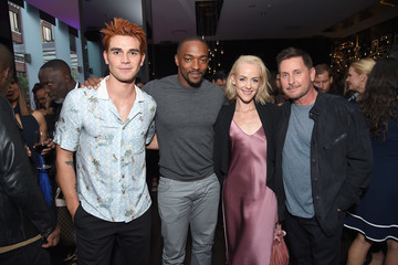 Anthony Mackie Entertainment Weekly's Must List Party At The Toronto International Film Festival 2018 At The Thompson Hotel