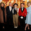 """Anthony Michael Hall Costume Party Premiere Of """"Halloween Kills"""" - Red Carpet"""