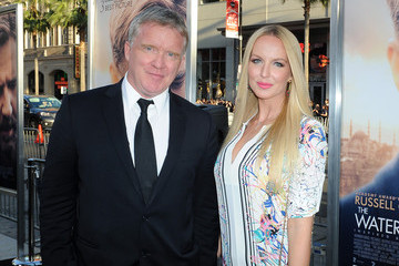 Anthony Michael Hall Premiere Of Warner Bros. Pictures' 'The Water Diviner' - Red Carpet