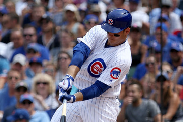Anthony Rizzo St Louis Cardinals v Chicago Cubs