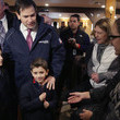 Anthony Rubio Marco Rubio Campaigns Ahead of New Hampshire Primary