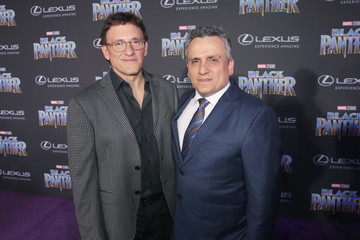 Anthony Russo The Los Angeles World Premiere of Marvel Studios' 'Black Panther'