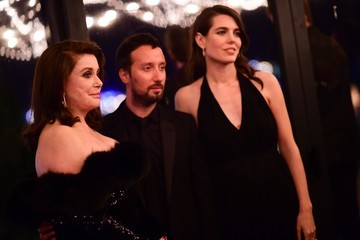 Anthony Vaccarello Kering And Cannes Film Festival Official Dinner - Inside Dinner - At The 71st Cannes Film Festival