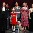 """Anthony Warlow """"Annie"""" Broadway Opening Night - Arrivals And Curtain Call"""