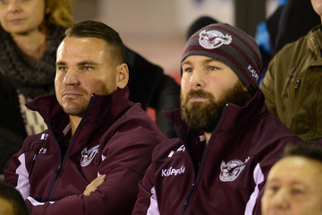 Anthony Watmough NRL Rd 15 - Sharks v Sea Eagles