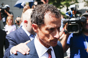 Anthony Weiner Former Democratic Congressman Anthony Weiner Pleads Guilty In Sexting Case