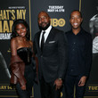 Antoine Fuqua Premiere Of HBO's 'What's My Name: Muhammad Ali' - Red Carpet