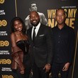 Antoine Fuqua Premiere Of HBO's 'What's My Name: Muhammad Ali' - Arrivals