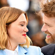 Antoine Reinartz 'Oh Mercy! (Roubaix, Une Lumiere)' Photocall - The 72nd Annual Cannes Film Festival