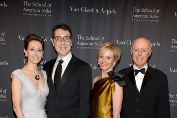 Antoine Schetritt The School Of American Ballet's 2014  Winter Ball - Arrivals