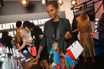 Antoinette Robertson UOMA Beauty Launch Event