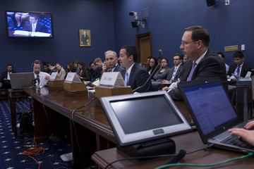 Antonin Scalia House Small Business Committee Holds Hearing On Trump's Ban Of Chinese Telcom Maker ZTE