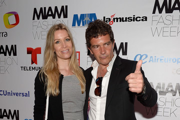 Antonio Banderas Miami Fashion Week Closing Night Party